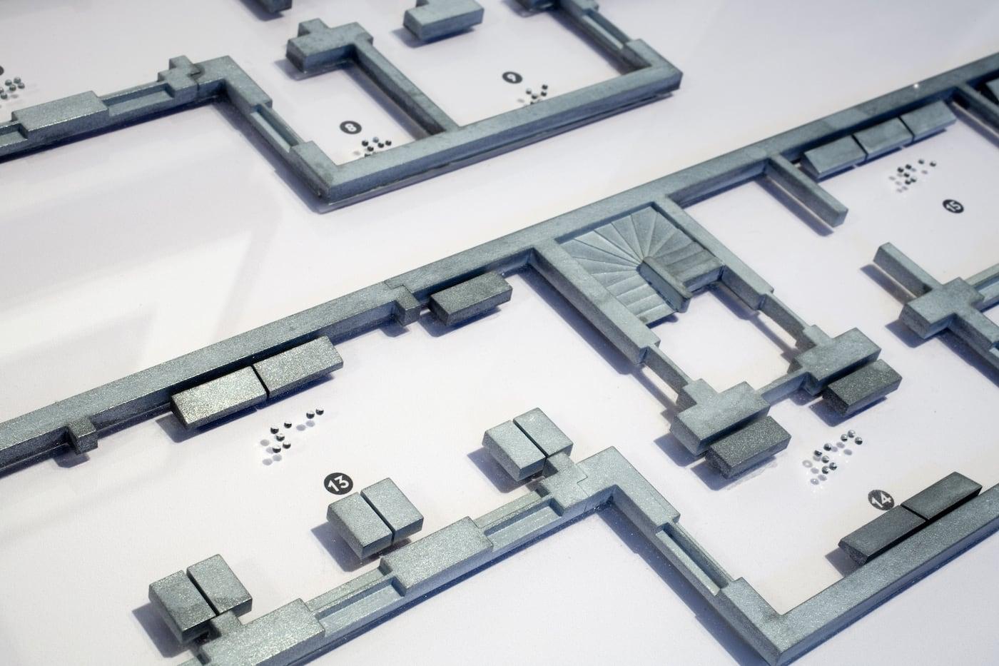 Detail Tastmodell