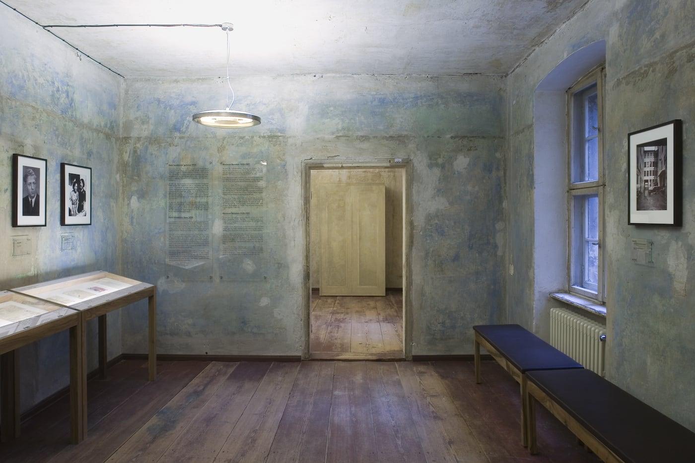 Übergang zum Raum der missglückten Rettungen
